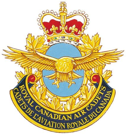 Royal Canadian Air Cadets/Cadets de l'Aviation Royale du Canada - Does anyone have a high quality 592 Canadair Community crest or shoulder badge?